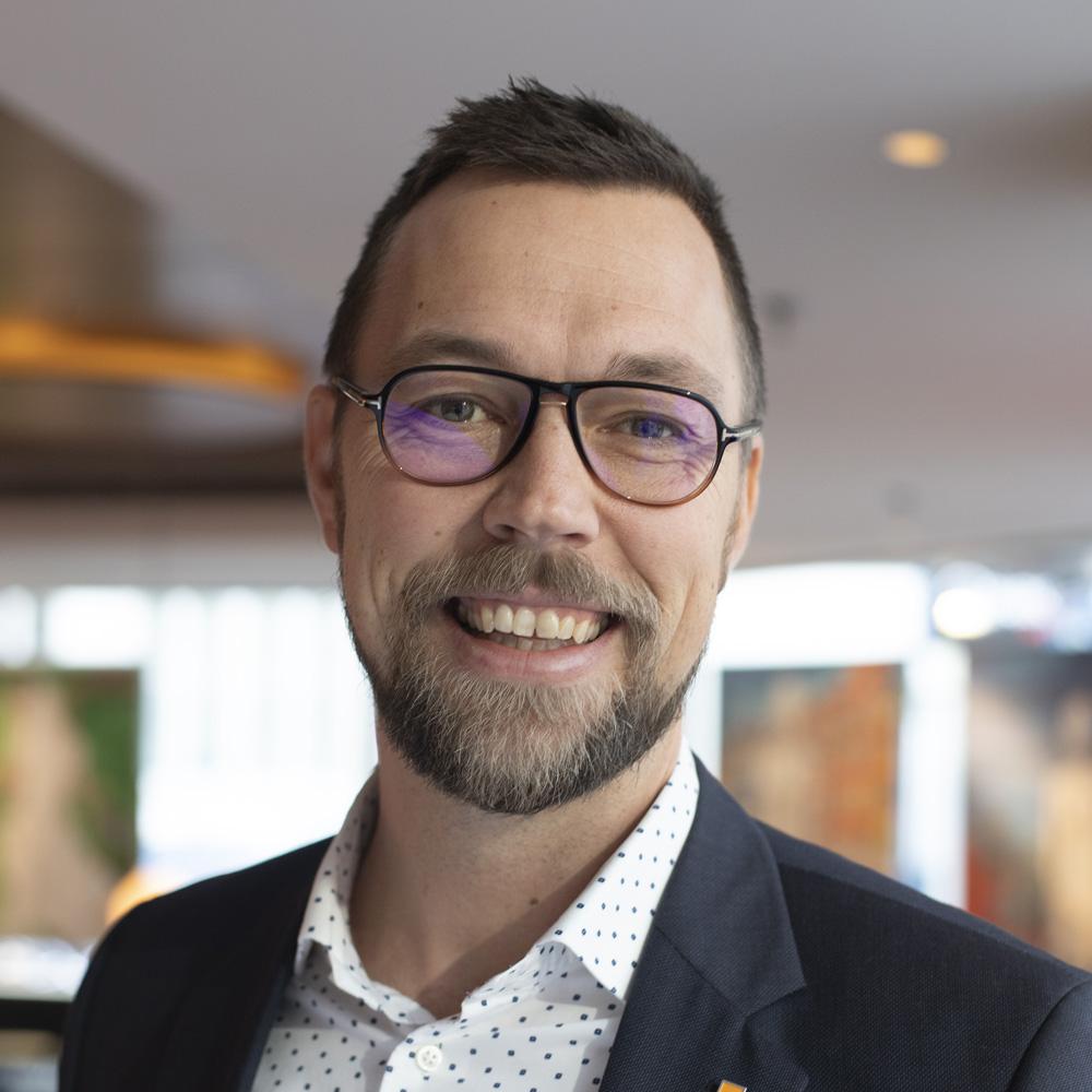 Fair Transport - Rickard Gegö - Sveriges Åkeriföretag