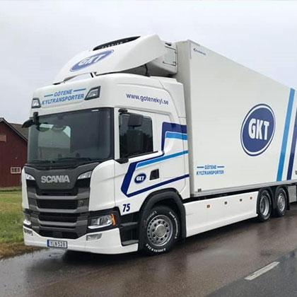 Götene kyltransporter ansluter sig till Fair Transport