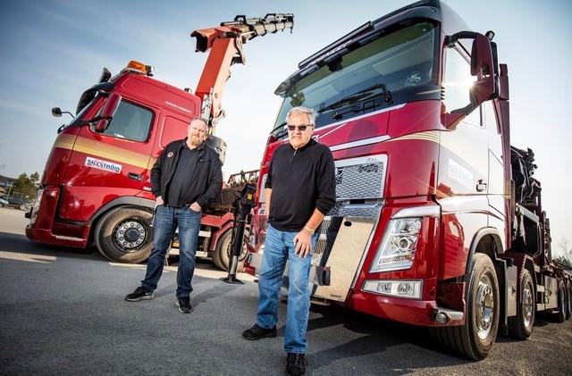 Curt Sillström åkeri gör åtagandet för Fair Transport