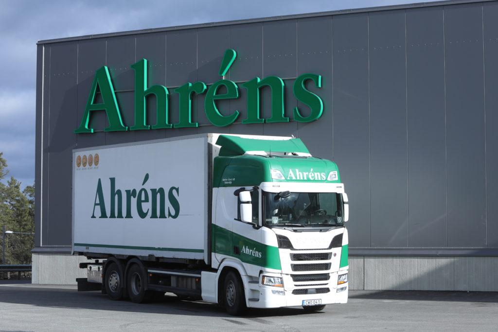 Ahrens Åkeri ansluter till Fair Transport.