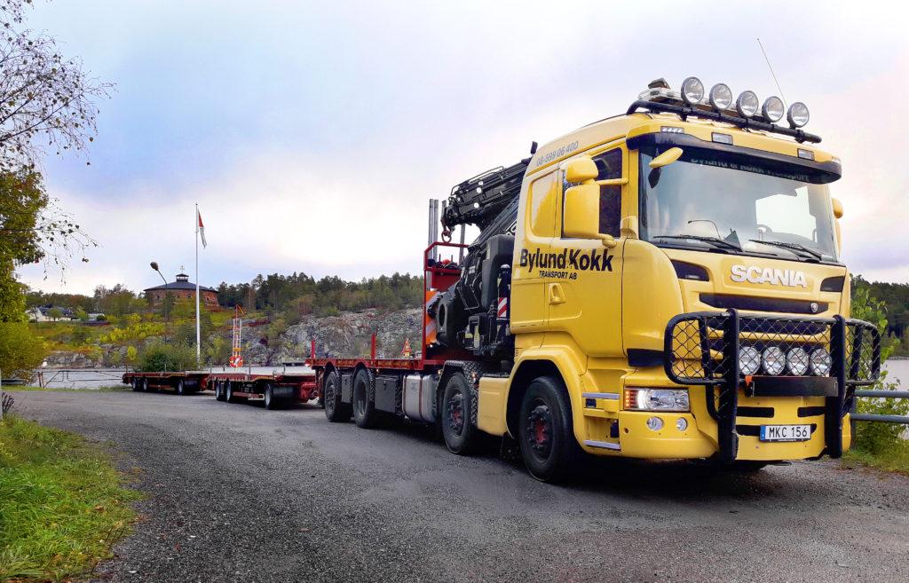 Bylund & Kokk ansluter till Fair Transport